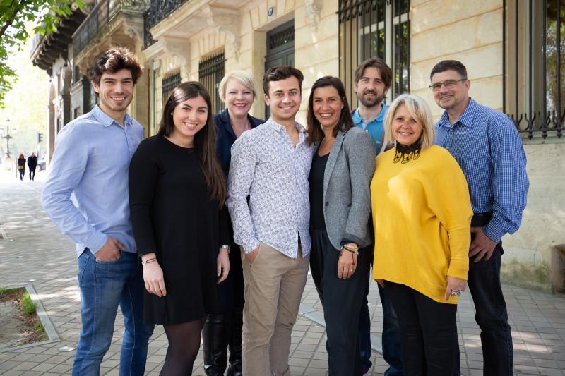 Photo de l'équipe d'Immo-Pop, l'agence immobilière à commission réduite et fixe de 2 500€ .jpeg