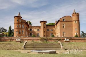 Agence immobilière Pibrac, château