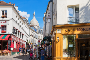 Nos annonces appartements et maisons en vente dans le 18ème de Paris 75018