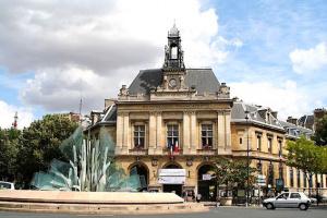 Agence immobilière Paris 20ème arrondissement, mairie