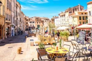Notre agence immobilière à Aix en provence proche de Marseille.