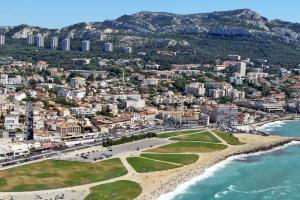 Notre agence immobilière à Marseille 8ème Prado