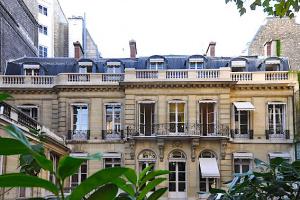 Agence immobilière Paris 16ème, hôtel particulier