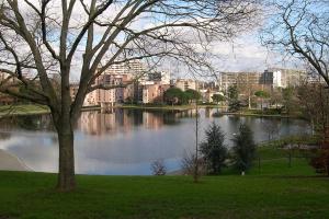 Lac de Reynerie Mirail Toulouse