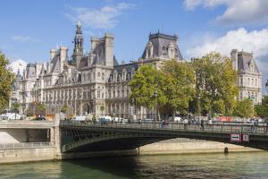 Agence immobilière Paris 17ème arrondissement, vue sur l'hôtel de Paris