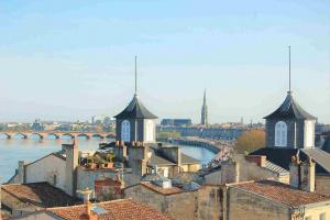 Vue sur la Garonne - Quais de Bordeaux Agence immobilière Bordeaux vue sur la Garonne