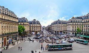Agence immobilière Paris 8ème arrondissement, place de la concorde