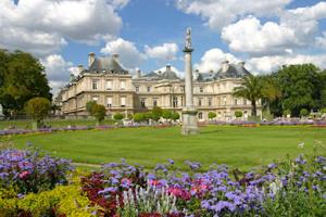 Agence immobilière 6ème arrondissement, jardin du Luxembourg