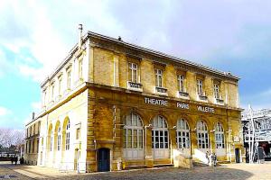 Agence immobilière Paris 19ème, théâtre