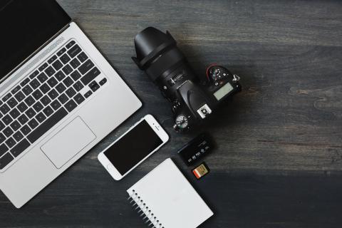 3. Photographes professionnels