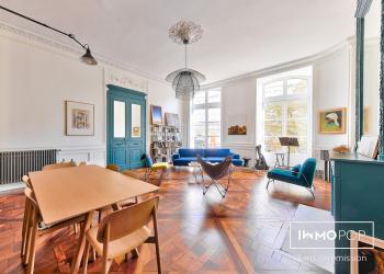 Appartement T3 de 130,74 m² (carrez) Bordeaux Musée d'Aquitaine - Pey Berland