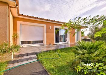 Maison plain pied Type 4 de 117 m² à Gradignan
