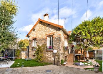 Maison Type 8 de 213 m² + garage à Sannois