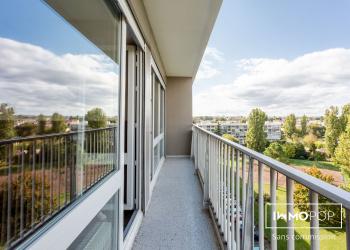 Appartement Type 3 de 63 m²  + cave - Le Bouscat