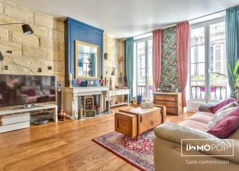 Appartement Type 2 de 54 m² au coeur de Bordeaux