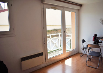 Appartement T1 Bis de 35 m² + parking à Toulouse