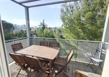 Appartement Type 3 de 56 m², Marseille 12ème