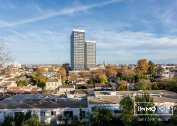 Appartement Type 6 de 196 m² + garages + caves à Bordeaux Caudéran