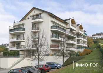 Appartement Type 3 de 62 m² + 2 parkings en sous-sol + cave à Vétraz-Monthoux