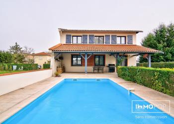Maison Type 7 de 154 m² + piscine à Muret