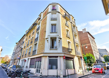 Appartement Type 3 de 44 m² à Colombes