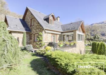 Maison Type 5 de 130 m² + garage au des Pyrénées à Cier de Luchon