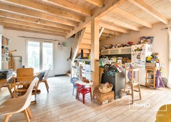 Maison Type 4 de 75 m² + garage à Parempuyre