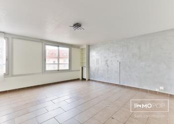 Appartement Type 3 de 72 m² + parking + cave à Asnières-sur-Seine