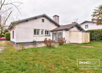 Maison plain pied Type 4 de 69 m² à Pau