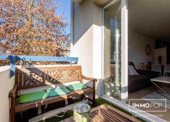 Appartement Type 3 de 64 m² + parking à Mérignac