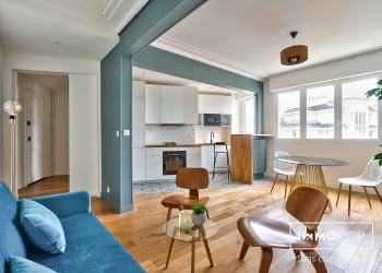 Appartement Type 3 de 60 m² + cave à Boulogne Billancourt