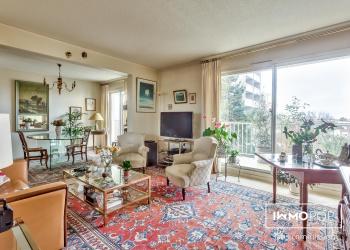 Appartement Type 5 de 113m² + parking à Bordeaux Caudéran
