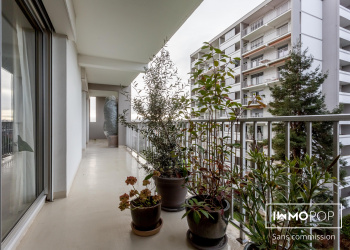 Appartement Type 5 de 113m² + parking à Bordeaux Caudéran