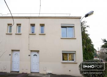 Maison Type 3 de 58 m² (carrez), 60 m² au sol à Bougival
