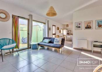 Appartement duplex Type 4 de 92 m² + parking à Bordeaux