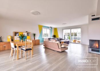 Maison Type 6 de 240 m² + garage à Craponne