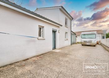 Belle Maison Type 6 de 130 m² à Libourne