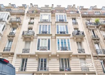Appartement Type 3 de 57 m² + cave à Paris 15ème