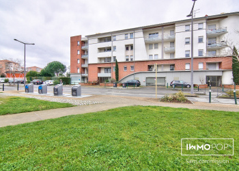 Appartement Type 2 de 44 m² + parking à Colomiers