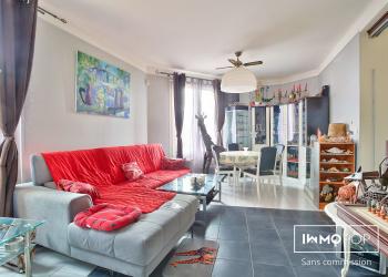 Appartement à Vanves Type 4 de 87 m² + 2 caves