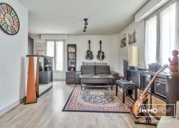 Appartement Type 2 de 44 m² + parking au centre de Bordeaux