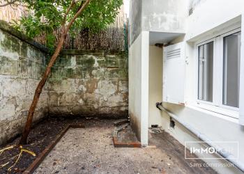 Appartement souplex Type 2 de 34 m² au sol - 27 m² carrez à Bordeaux