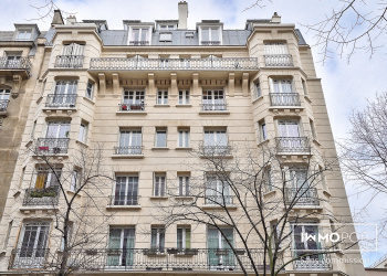 Appartement Type 2 de 36 m² + cave à Paris 15ème