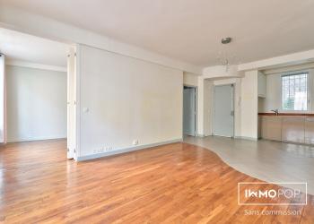 Bien rare  Quartier Aligre T3  75 m²