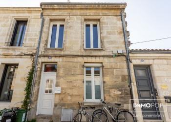 Maison  Atypique Type 5 de 145 m² à Bordeaux