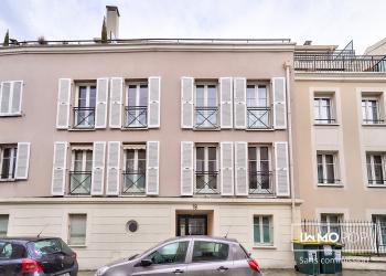 Appartement Type 4 de 95 m² + parking + cave à Clamart