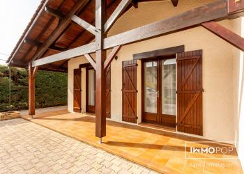 Maison plain pied Type 5 de 106 m² + garage à Pessac