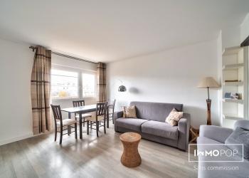 Appartement Type 3 de 53 m² + cave à Boulogne-Billancourt