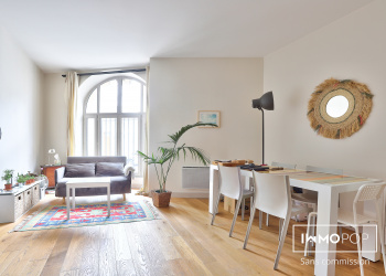Appartement Type 3 de 51 m² + Parking + cave au coeur de  Bordeaux