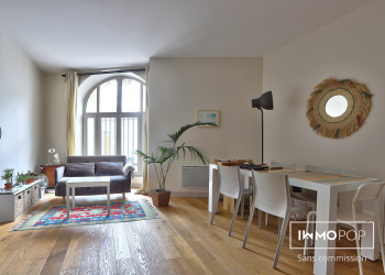 Appartement Type 3 de 51 m² + Parking + cave au coeur de  Bordeaux